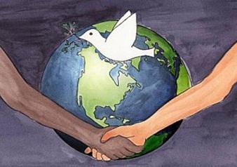 To build a society of peace and harmony